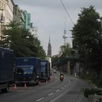 Towers from Schönhauserallee