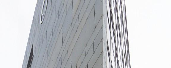 Zaha Hadid's building near Potsdamer Platz